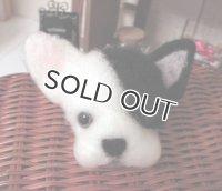 羊毛フェイスストラップ 【オーダーメイド】(送料無料)