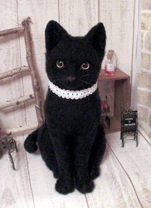 画像1: 黒猫